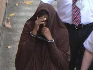 Jury in terror trial watch hour of gruesome videos