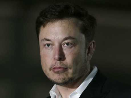 Tesla CEO and founder of the Boring Company Elon Musk has provoked cave diver Vernon Unsworth into seeking legal counsel. Picture: AP Photo/Kiichiro Sato, File