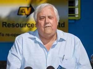 Clive Palmer's failed court bid