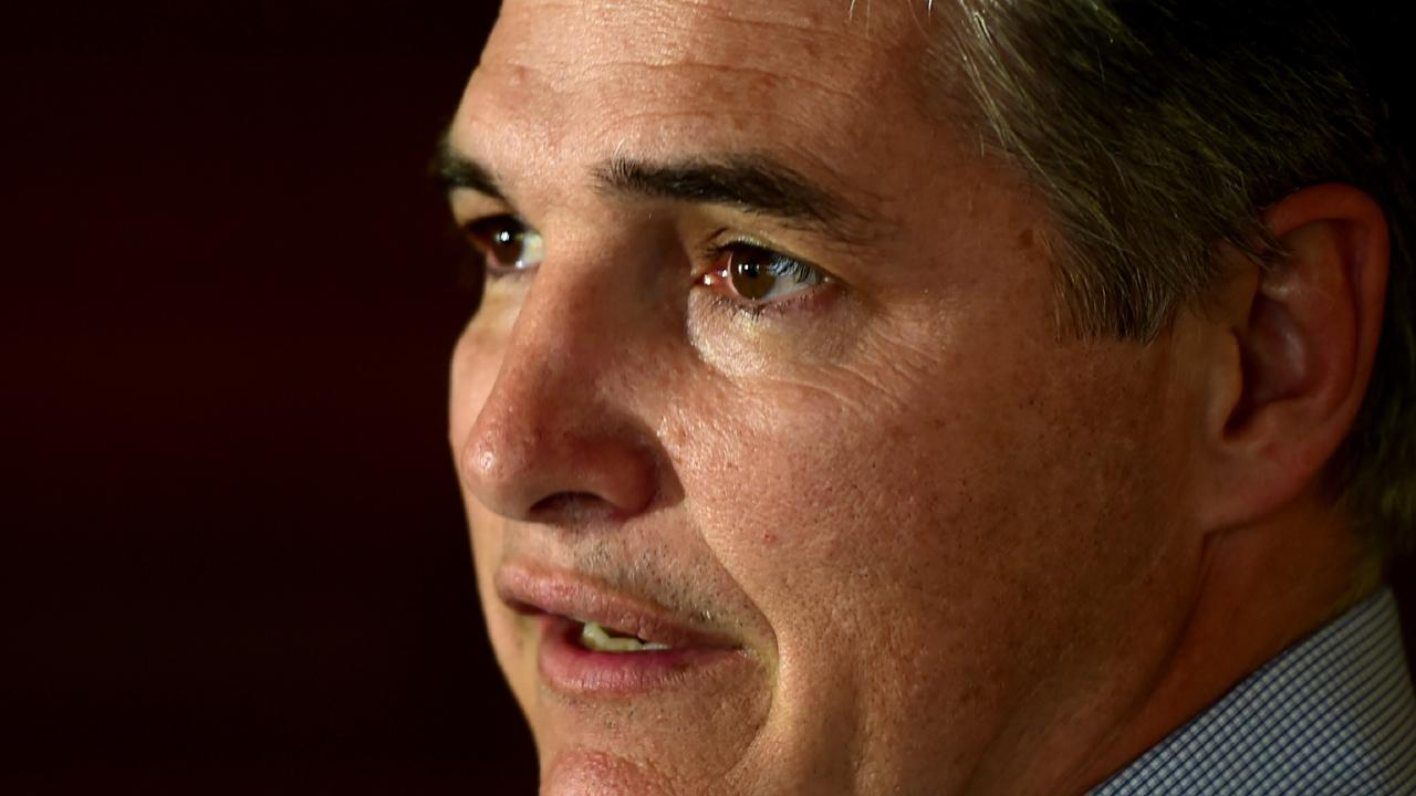 Traeger MP Robbie Katter says an absence of political will has prevented new dams from being built.