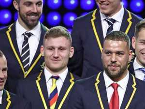 Buddy Franklin named All-Australian captain