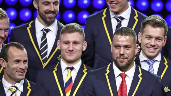 2018 AFL All-Australian Awards 1024992568