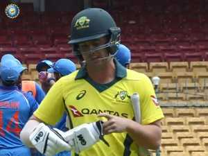 Australia A humbled by India B in quad-series final