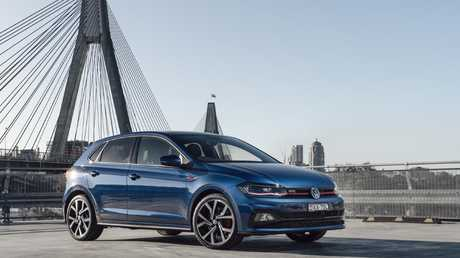 The new generation Polo GTI is as big as Golf GTI from 10 years ago. Picture: Supplied.