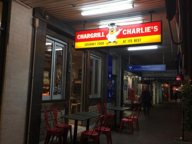 "One worker at Chargrill Charlies said they ""haven't seen him in a while"". Picture: Supplied"