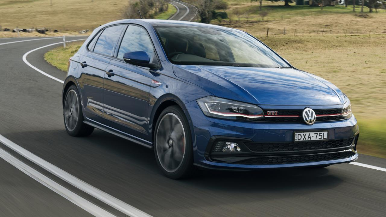 The new Volkswagen Polo GTI has gone up in size and price, but it's still a pocket rocket. Picture: Supplied.