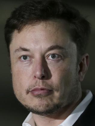 Mr Musk apologised for the slur. Picture: AP Photo/Kiichiro Sato