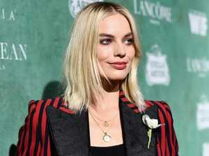 Margot Robbie's surprise new co-star