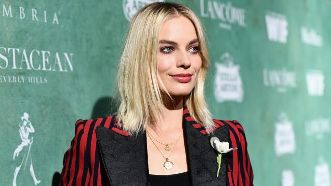 Margot Robbie's new co-star has been revealed for Once Upon a Time In Hollywood. Picture: Getty Images