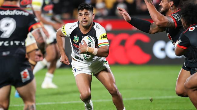 Penrith can't afford to keep star utility Tyrone Peachey. Picture: David Rowland/AAP