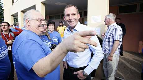 Mr Abbott is unlikely to be voted out. Picture: Adam Yip/ The Australian