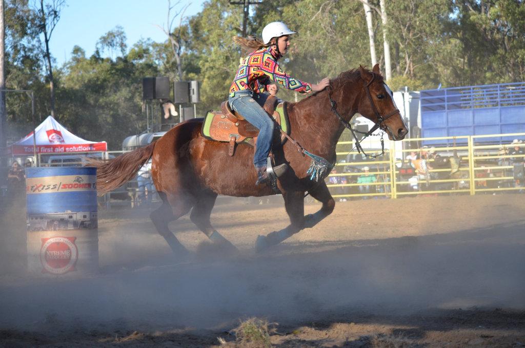 Murphs Creek Rodeo tomorrow.