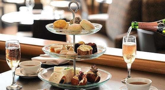 RITZ AT THE RIDGES: The Quintessential High Tea is available every Tuesday to Sunday afternoon at Bacchus.