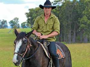 Shannon Noll helps raise funds for drought-stricken farmers