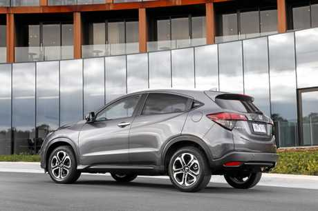 Honda's updated HR-V VTi-LX.