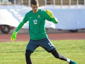 Langerak in, Brillante out of Socceroos squad
