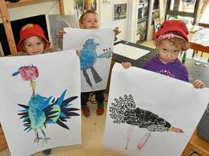 Exhibit to showcase Rainbow Valley children's imagination