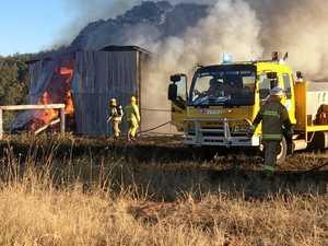 WARNING: Gympie region on very high fire danger alert