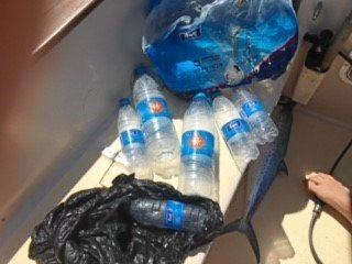 Rubbish found off Keswick Island
