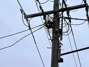 20-plus homes affected in power outage