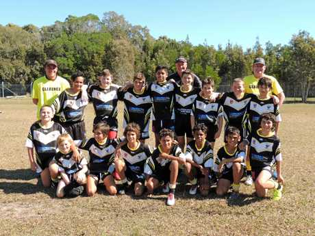 Clarence Coast Magpies Under-12s