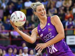 Netball superstar announces retirement