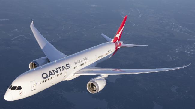Qantas last week reported a jump in net profit.