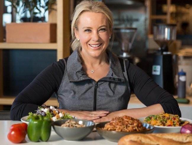 Dietitian Susie Burrell.