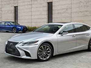 Lexus LS500 Hybrid vs twin-turbo V6: the $200,000 question