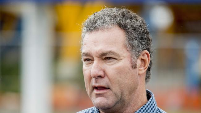 John-Paul Langbroek MP. Picture: Jerad Williams