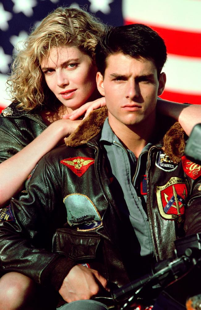 The original 'Top Gun' grossed more than $480 million at the box office in 1986. Picture: Supplied