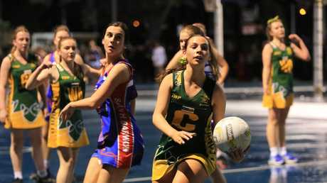 Netball was not among the top three sports in popularity for girls.