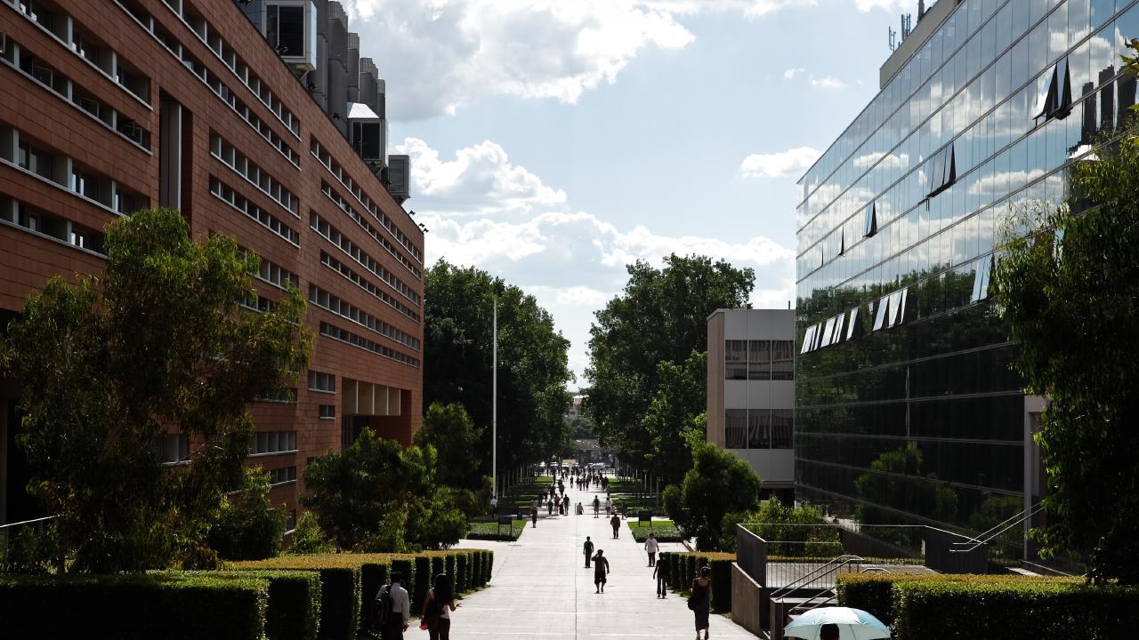University of NSW in Kensington.