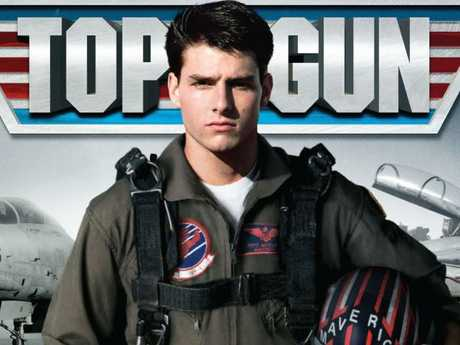 The 1986 blockbuster hit 'Top Gun' sequel 'Maverick' is now due for release in June 2020. Picture: File
