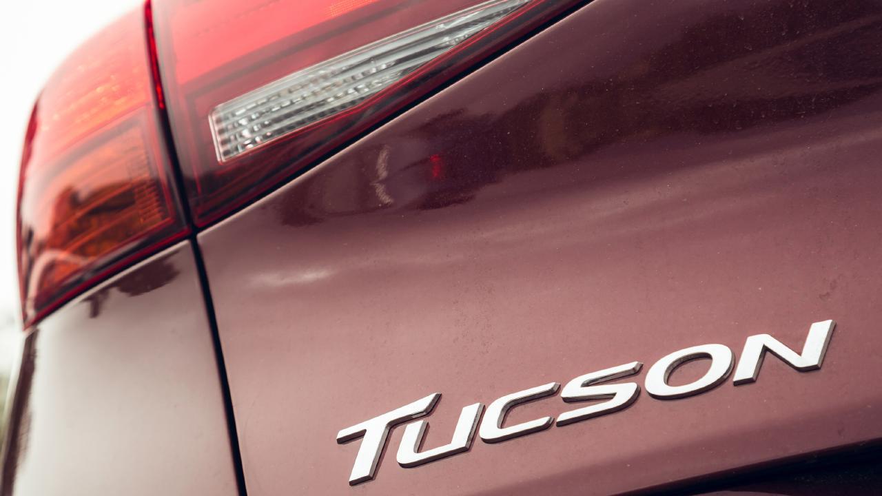 Photos of the 2018 Mazda CX-5, Hyundai Tucson and