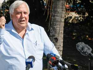 Clive Palmer slammed after jibe