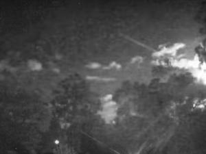 WATCH: Amazing meteor lights up night sky