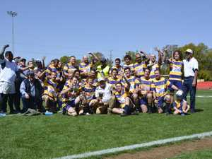Wheatmen C grade win grand final