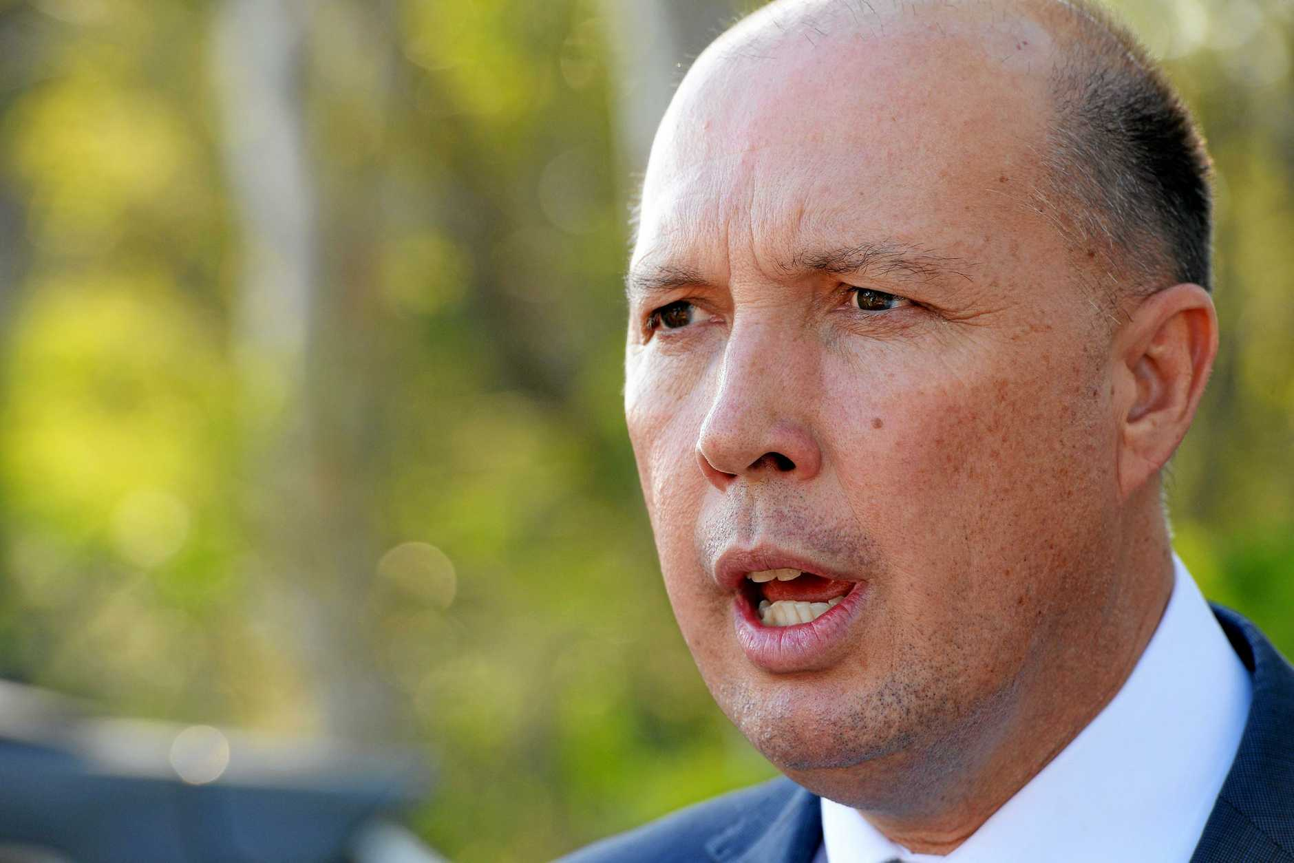 PETER Dutton now has a target on his back but remains extremely popular among far right conservatives in Queensland who consider the new Prime Minister, Scott Morrison, a leftie.