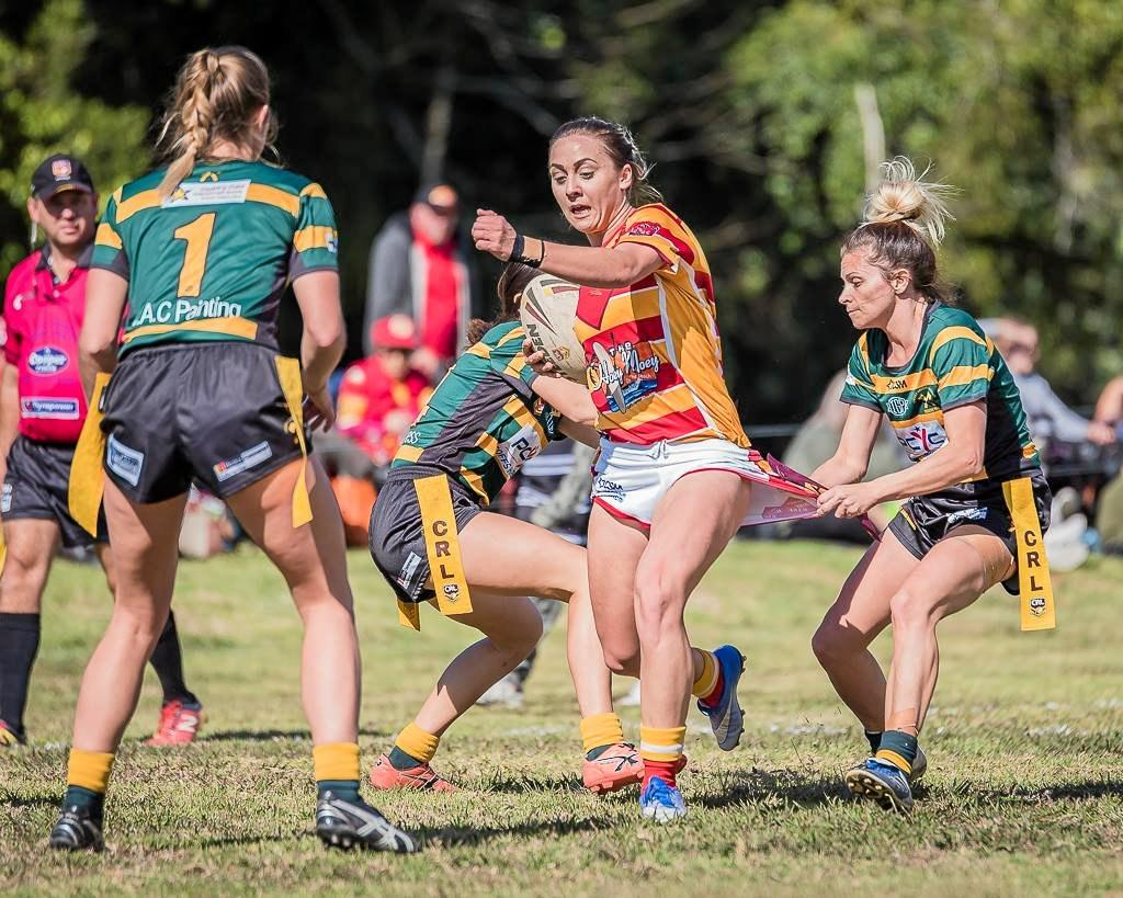 GROUND BREAKERS: Coffs Comets are the first team entered into the October 13 local tournament.