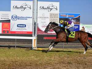 Nozi proves lucky charm taking Dalby features
