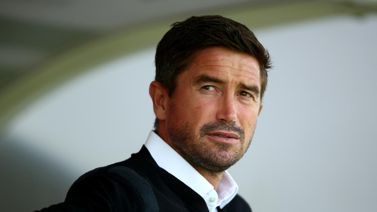 Harry Kewell has taken over as Notts County coach. Picture: Getty