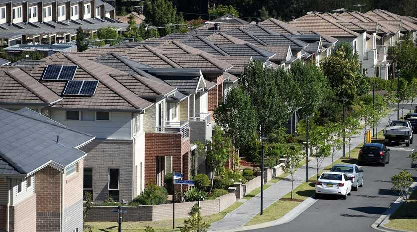 Homeowners are finding it harder to refinance their loans. Picture: Dan Himbrechts/AAP