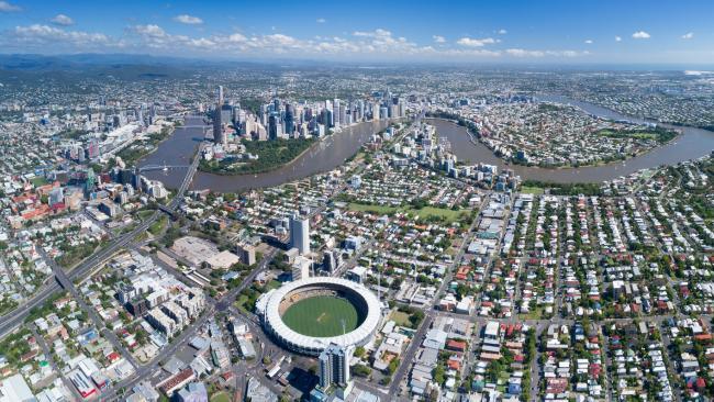 Fall start date in Brisbane