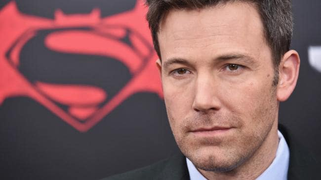 Ben Affleck has returned to rehab. PIcture: Mike Coppola