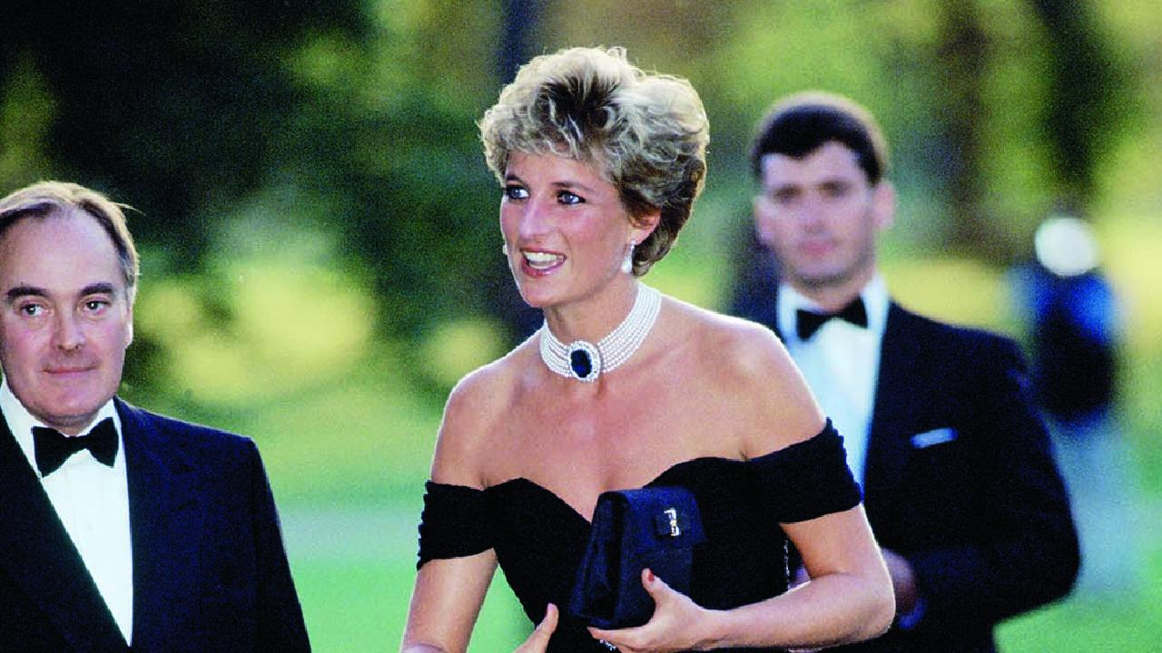 Princess Diana in 1994. Picture: Tim Graham