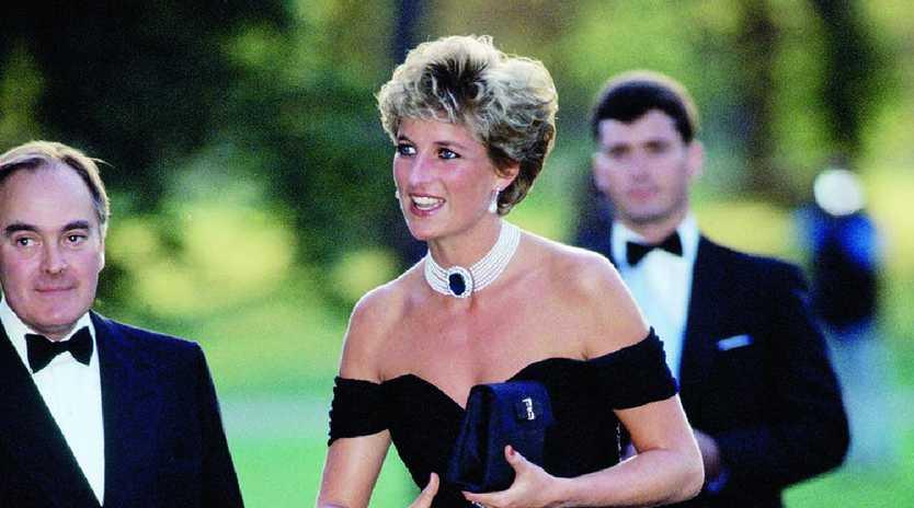 Princess Diana in 1994. Picture: Tim Graham