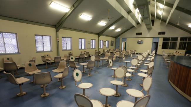 Inside Parramatta Gaol. Photo: Bob Barker.