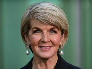 Julie Bishop announces next move