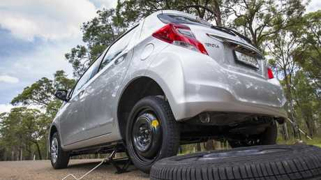 Tread warily: Space-saver versus full-size spare